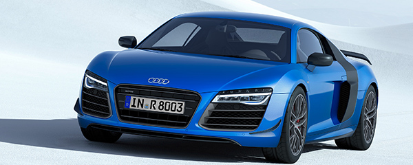 Audi R8 LMX Drivers Club Germany