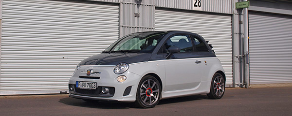 Fiat Abarth 595C Turismo Drivers Club Germany