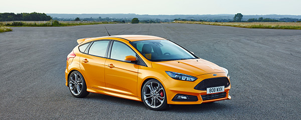 Ford Focus ST 2014 Goodwood