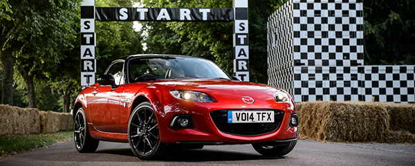 Goodwood Mazda MX-5 25th Anniversary Edition