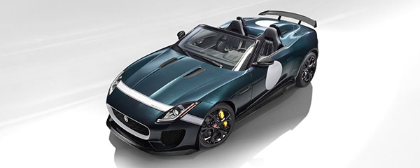 Jaguar F-Type Project 7 Goodwood 2014 2