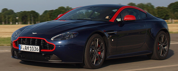 Aston Martin V8 Vantage N430 Drivers Club Germany