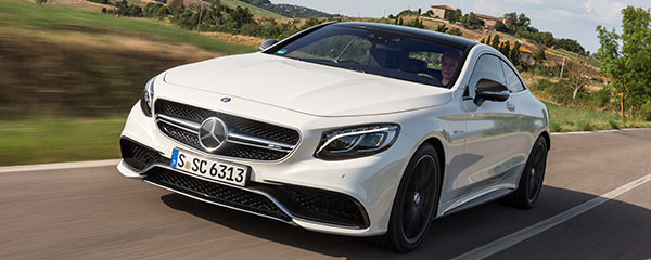 Mercedes-Benz S 63 AMG 4Matic Coupé Drivers Club Germany