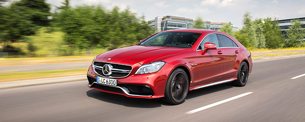 Mercedes-Benz CLS 63 S AMG Facelift