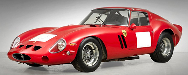 Ferrari 250 GTO Bonhams Pebble Beach