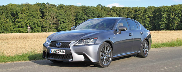 Lexus GS 450h F-Sport Drivers Club Germany