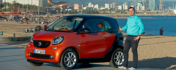 smart fortwo Christian Sauer