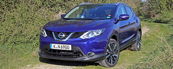 Nissan Qashqai Drivers Club Germany Test Fahrbericht