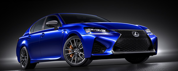 Lexus GS F Drivers Club Germany