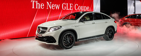 Mercedes-Benz GLE 63 AMG Coupe Drivers Club Germany