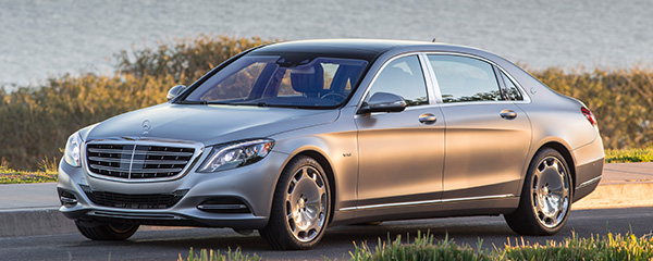 Mercedes-Maybach S 600 Drivers Club Germany
