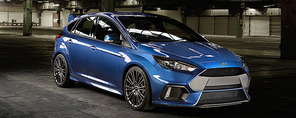 Ford Focus RS Drivers Club Germany