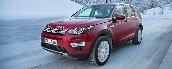 Land Rover Discovery Sport Drivers Club Germany Fahrbericht