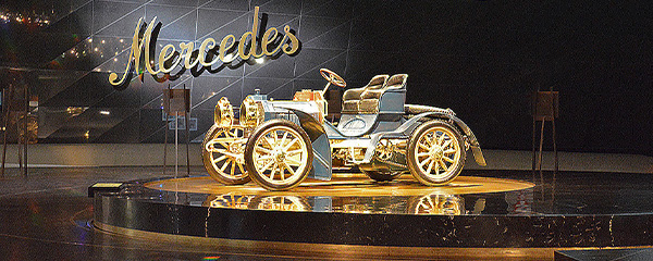 Nachts im Museum Mercedes-Benz Drivers Club Germany 4