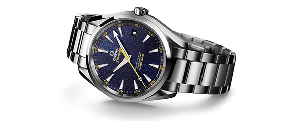Omega Seamaster Aqua Terra 150M 007 Limited Edition James Bond Spectre