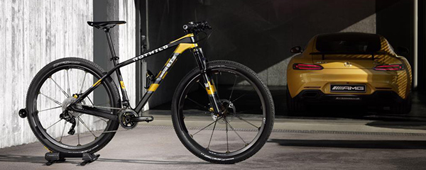 Rotwild GT S inspired by AMG Mountainbike MTB