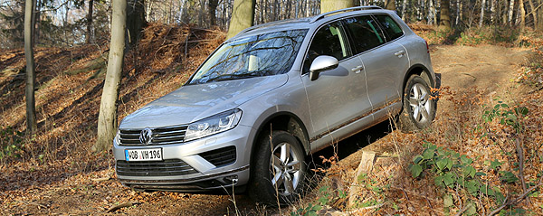 VW Touareg Volkswagen Drivers Club Germany