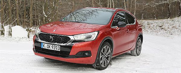 Citroen DS 4 Crossback Drivers Club Germany