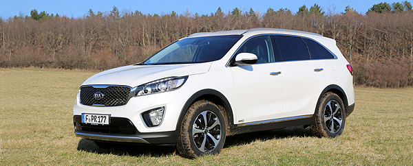 Kia Sorento Drivers Club Germany
