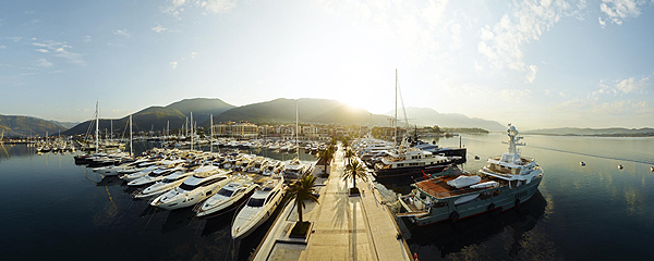 Porto Montenegro Drivers Club Germany 1