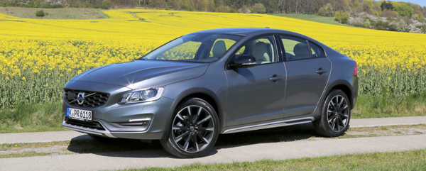 Volvo S60 Cross Country Drivers Club Germany 1