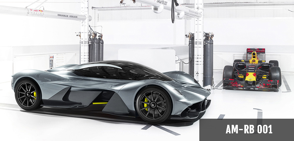 Aston-Martin Red Bull Racing AM-RB 001