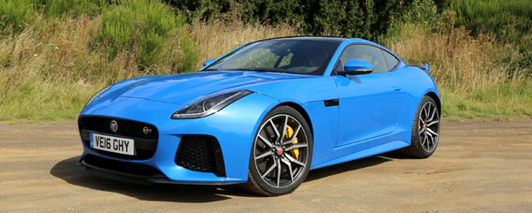 Jaguar F-TYPE SVR Drivers Club Germany